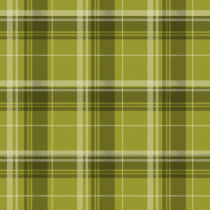Plaid_4bees_green