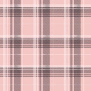 Plaid_4bees_pink